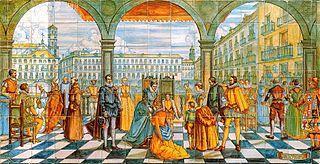 Leonor de Cisneros Spanish martyr
