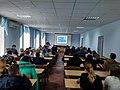 Presentation in Drahomanov University.jpg