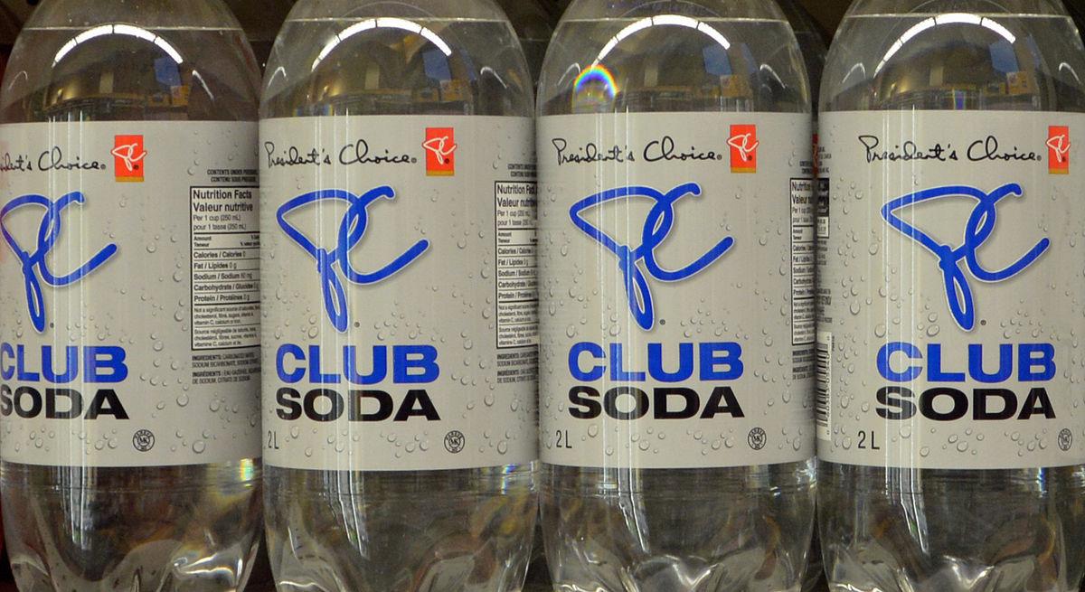 Club soda - Wikipedia