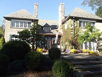 University of Western Ontario - Gibbons Lodge serves as the official residence for the University President. It is one of several university-owned properties located outside its main campus.