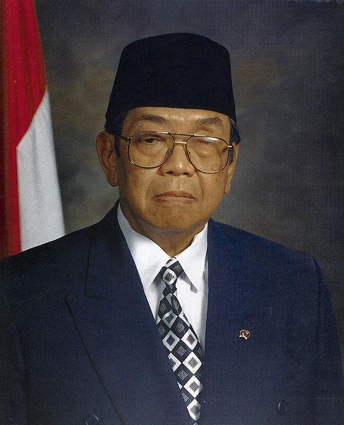 Berkas:President Abdurrahman Wahid - Indonesia.jpg