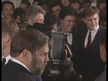 Fil:President Clinton Congratulating the Dallas Cowboys (1993).webm