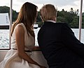 President Donald J. Trump and First Lady Melania Trump visit Hawaii, November 3, 2017 (26412167399) (cropped1).jpg