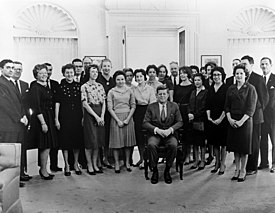 Presidency of John F. Kennedy - Wikipedia