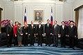 President Ma meets delegation led by US Veterans of Foreign Wars Commander-in-Chief John W. Stroud 馬英九總統接見「美國海外作戰退伍軍人協會」總會長史饒德伉儷等一行 (Flickr id 16955540338).jpg