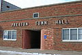 Preston Iowa 20090125 Town Hall.JPG