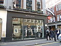Pretty Green shop near Carnaby Street, London.JPG