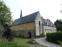 Chapelle et Logis du Prieuré de la Primaudière