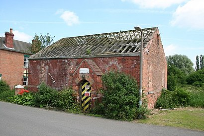 How to get to East Butterwick with public transport- About the place