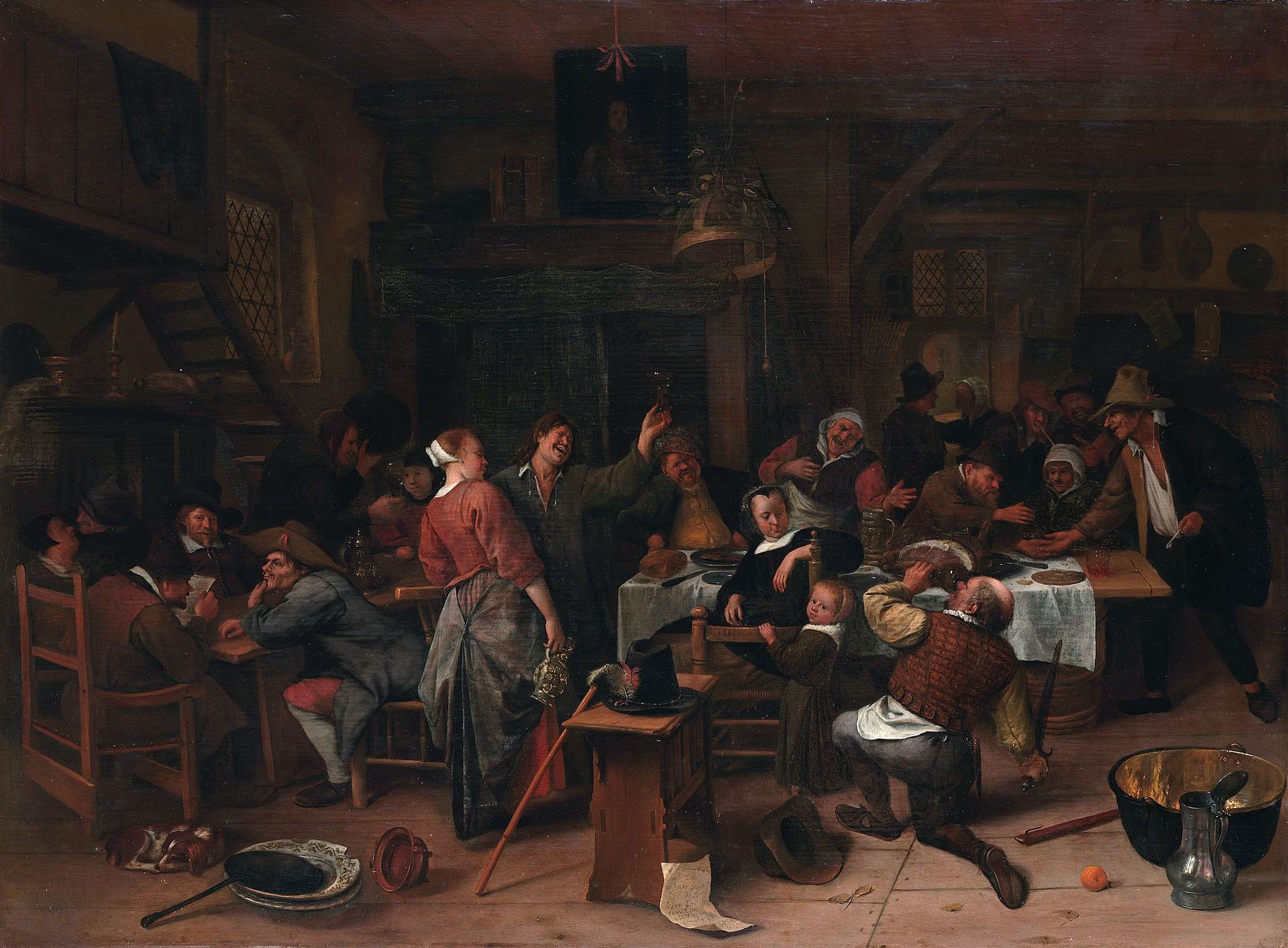 Prince's Day, by Jan Steen.jpg