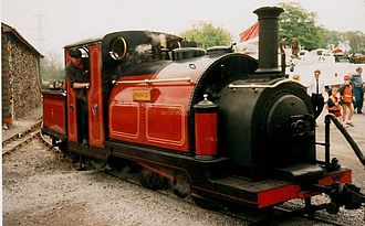 George England and Co. - Prince built 1863, still running