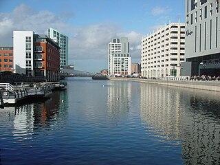 Princes Dock, Liverpool
