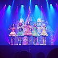 Prinsessia tijdens hun park show in juli 2016.jpg