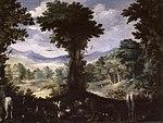 Procaccini, Carlo Antonio - Garden of Eden - 16th century.jpg