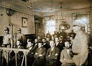 Trial (Ilustrowany Kurier Wojenny, 5th December, 1914).