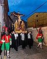 Procesión del Santo Entierro del Viernes Santo, Ágreda, Soria, España, 2018-03-29, DD 32.jpg