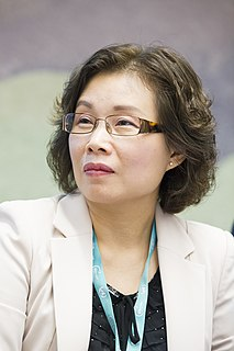 Xiaolan Fu Professor of economics