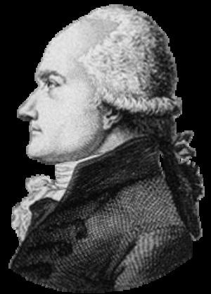 Jean Denis, comte Lanjuinais - Image: Profil de Jean Denis Lanjuinais