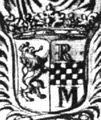 Propst Johannes II Rothmund Schussenried Silberbuch 02 Wappen.jpg