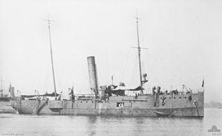 HMAS <i>Protector</i> (1884)