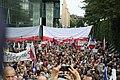 Protest w obronie niezależności Sądu Najwyższego.JPG