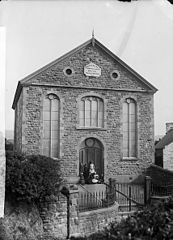 Providence chapel (Cong), Llangadog