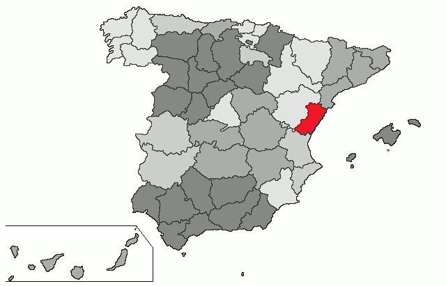 Provincia Castelló