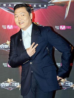 Anti-American sentiment in Korea - South Korean pop star PSY.
