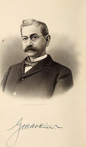 George W. Atkinson