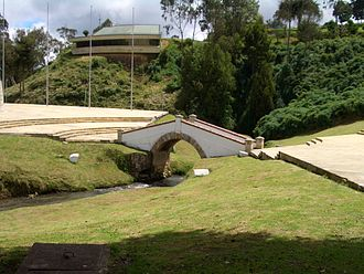 Battle of Boyacá - The Boyaca Bridge