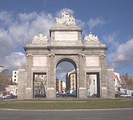 Puerta de toledo wikip dia for Shoko puerta de toledo