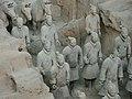 Qin Shihuang Terracotta Army, Pit 1 (9891967066).jpg