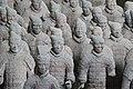 Qin Shihuang Terracotta Warriors, Pit 1 (26739516615).jpg