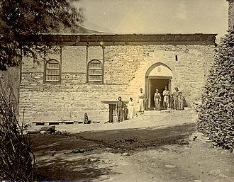 Hakkari - Residence of the Assyrian Patriarch in Qudshanis.