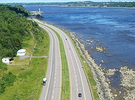 Image illustrative de l'article Route 136 (Québec)