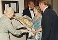 Queen Mother attends Honorary Fellows Dinner, 3rd June 1982 (3).jpg