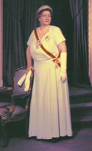 Maria of Yugoslavia - Queen Maria of Yugoslavia in later years.