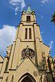 Queen of Heavens Church, Újpest 002.JPG
