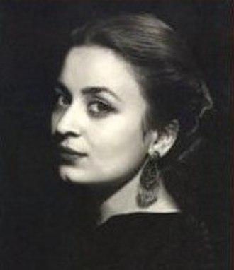 Dina bint Abdul-Hamid - Dina in 1950s