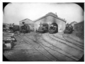Queensland State Archives 3061 Engine House at the Ipswich Railway Workshops c 1900.png