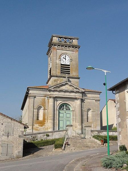Récourt-le-Creux (Meuse) église