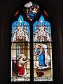 Résigny (Aisne) église, vitrail 12.JPG