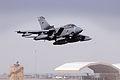 RAF Tornado Taking off in the Middle East MOD 45157165.jpg