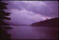 RAIN AND MIST ON TWITCHELL LAKE, NORTHEAST OF OLD FORGE VILLAGE - NARA - 554405.tif