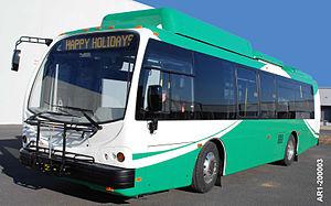 Environmental Performance Vehicles - DesignLine REEV bus