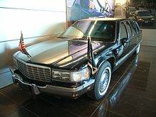The 1993 Cadillac Fleetwood Presidential State Car