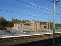 RZD Novaya Pustyn railway station.jpg