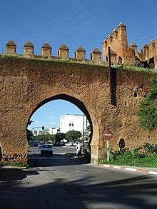 Rabat city walls.jpg