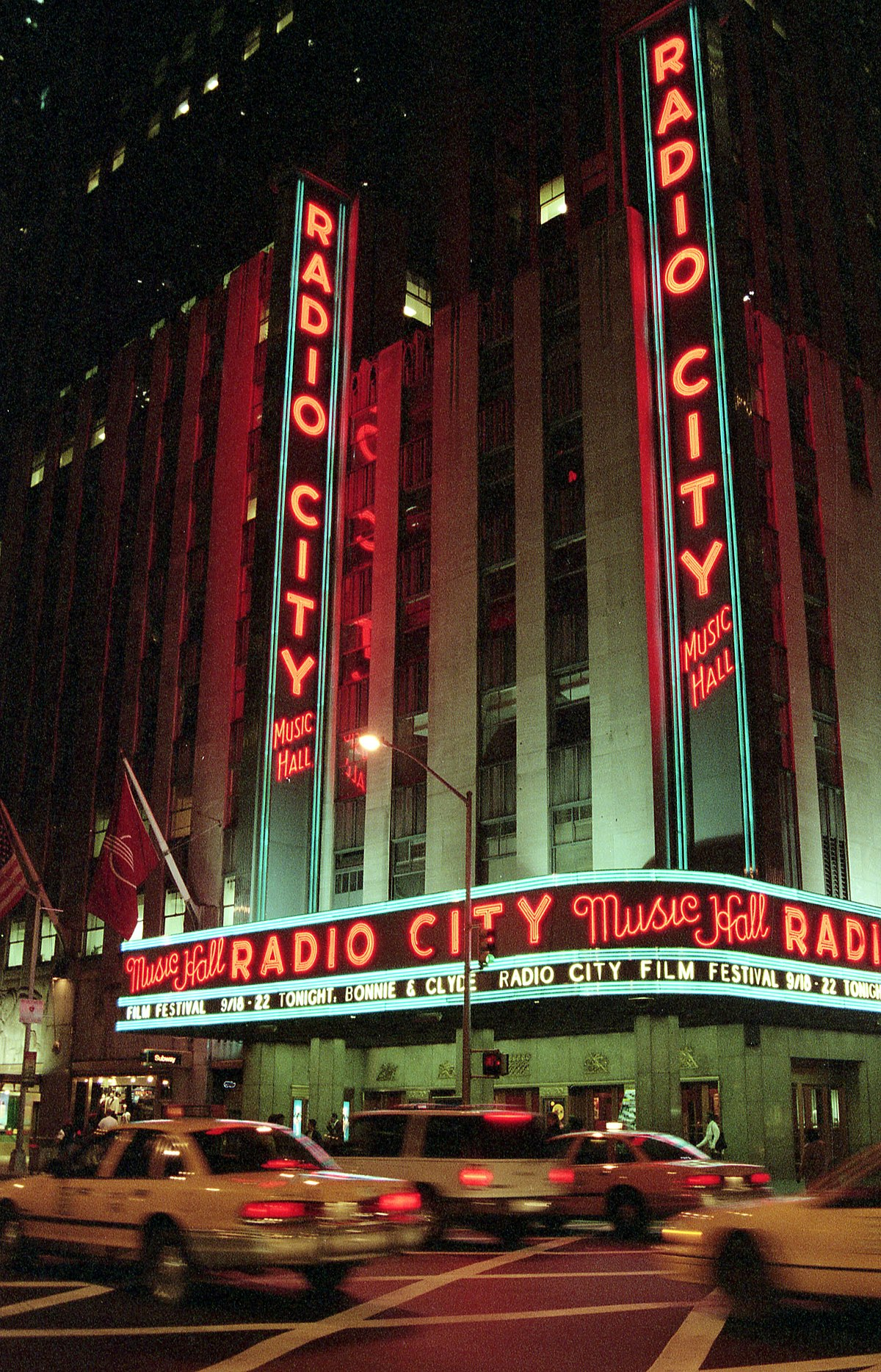 Radio City Music Hall – Wikipedia