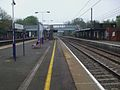 Radlett station look south fast.JPG